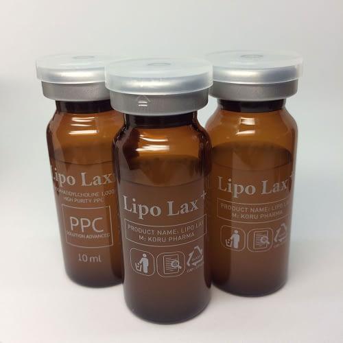 Lipo Lax 3 Ampoules