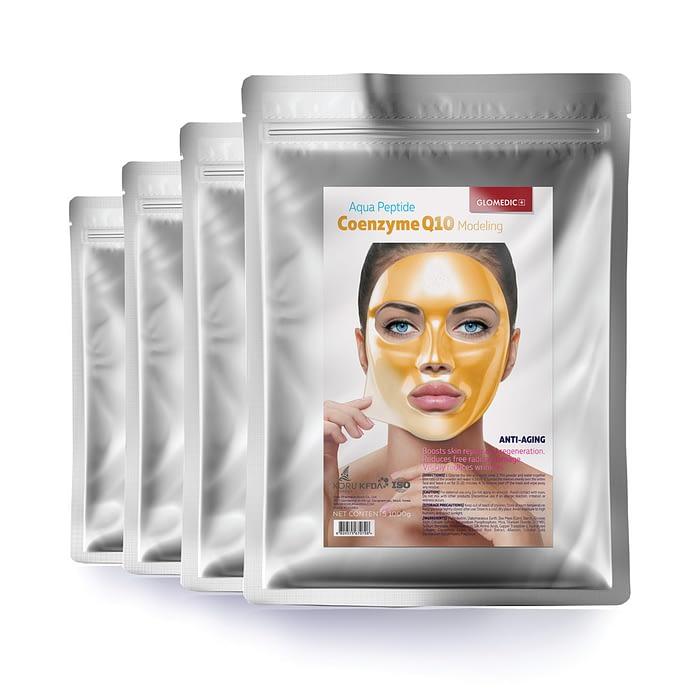 GLOMEDIC Coenzyme Q10 packets Koru Pharma