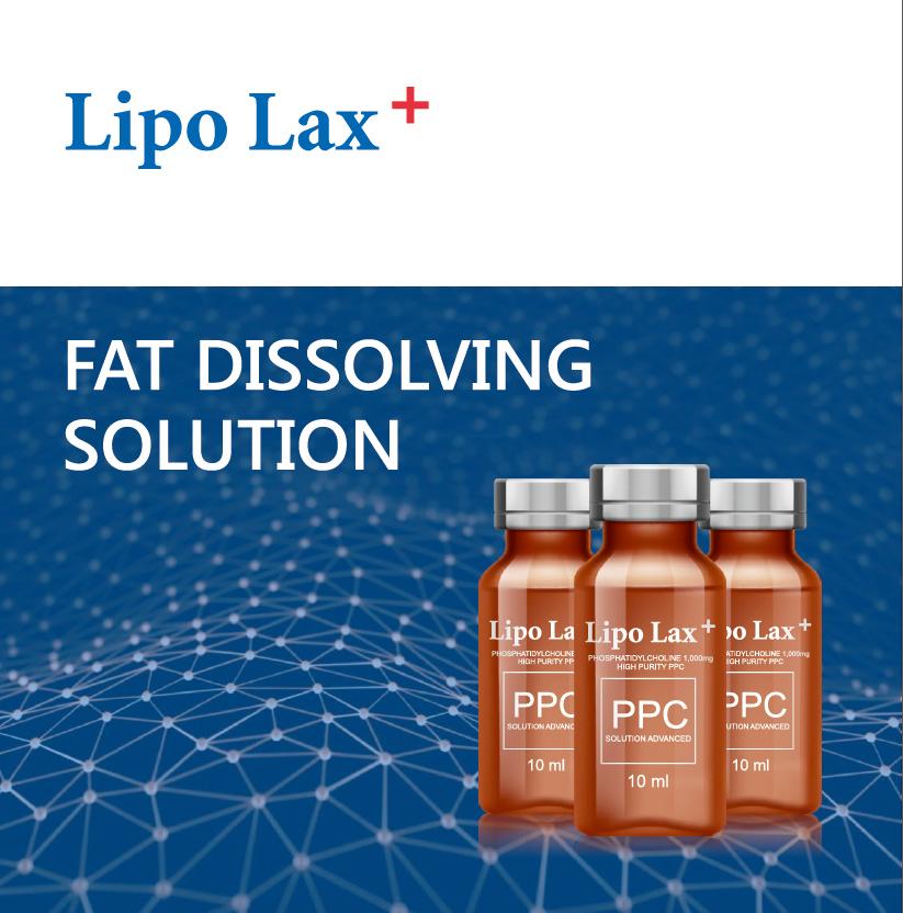LIPOLAX fat dissolving