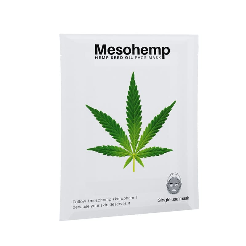 Mesohemp Mask Package