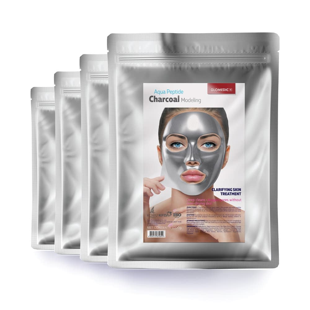 Glomedic Charcoal Mask Packets