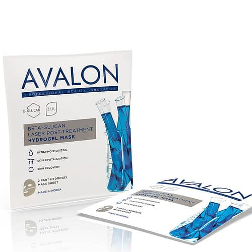 avalon hydrogel mask